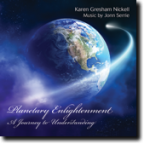Planetary Enlightenment guided journey CD