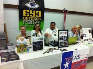 2012 UFO Symposium Sponsors: Eye Witness Radio