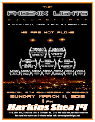 The Phoenix Lights documentary