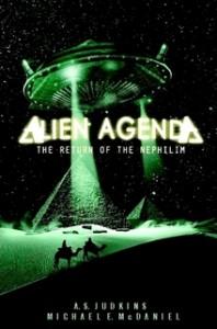 UFO  book Alien Agenda