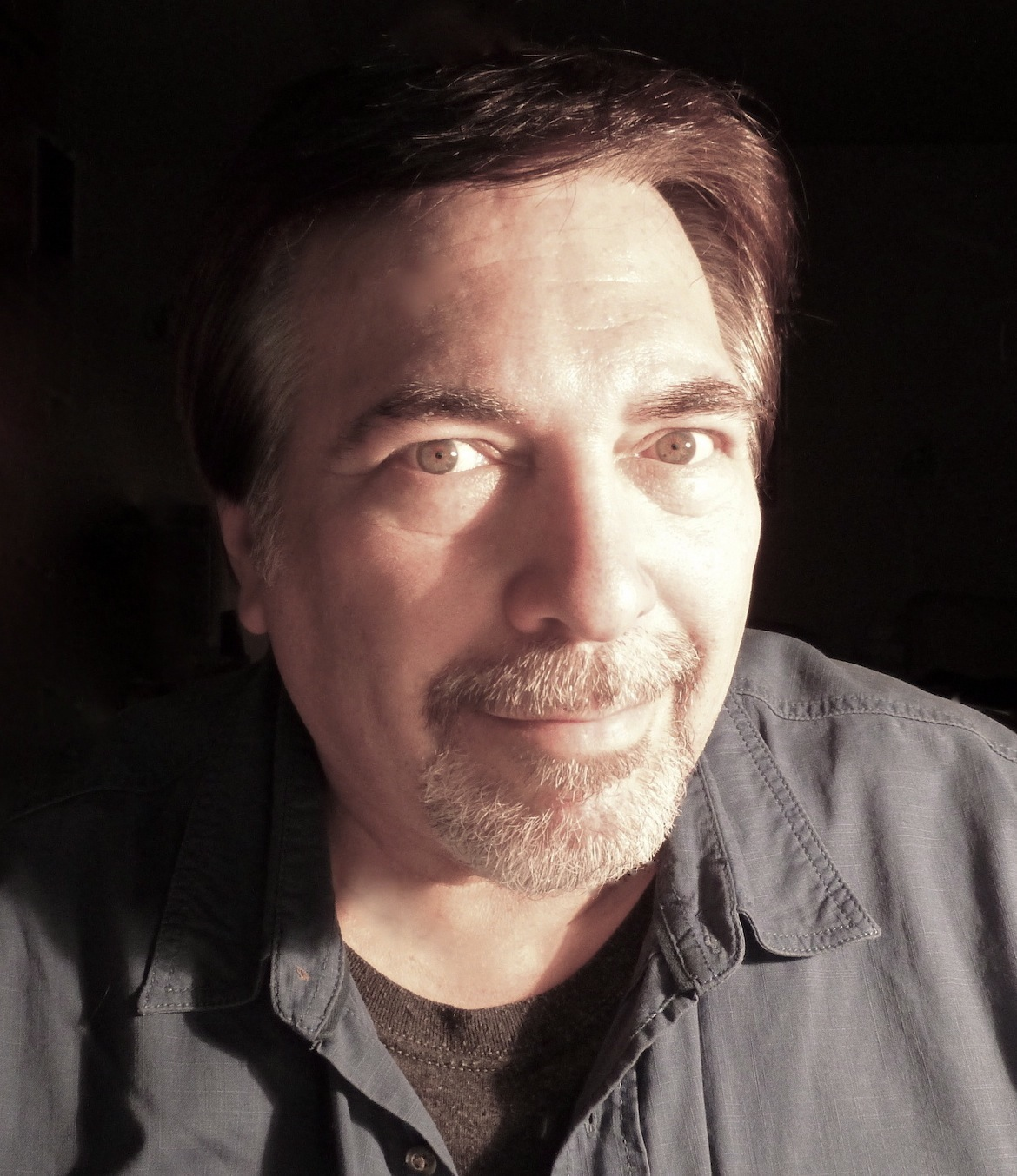 Lee Speigel, reporter