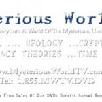 Sponsor: Mysterious World TV