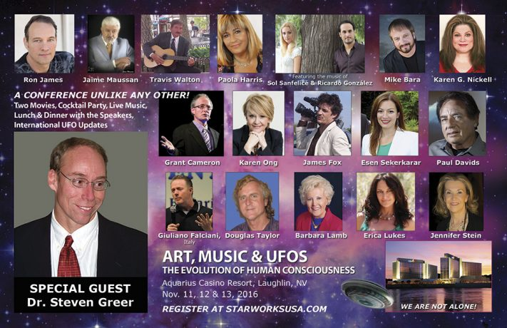 Laughin UFO Conference