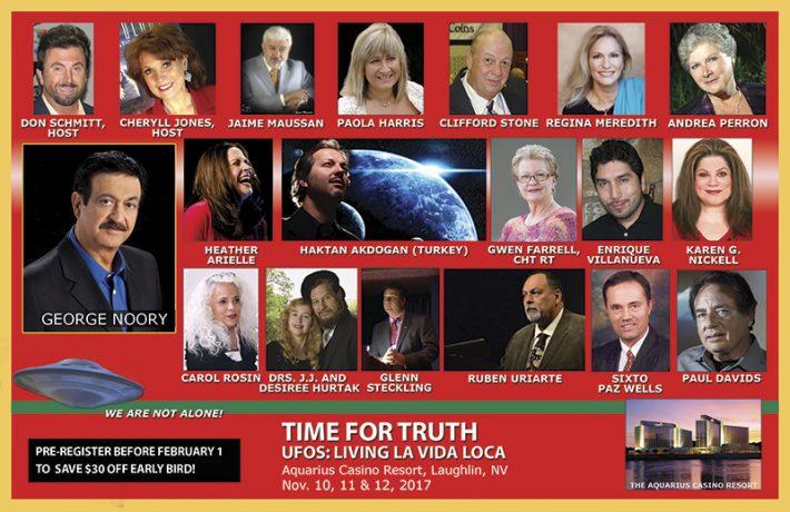 laughlin ufo conference symposium
