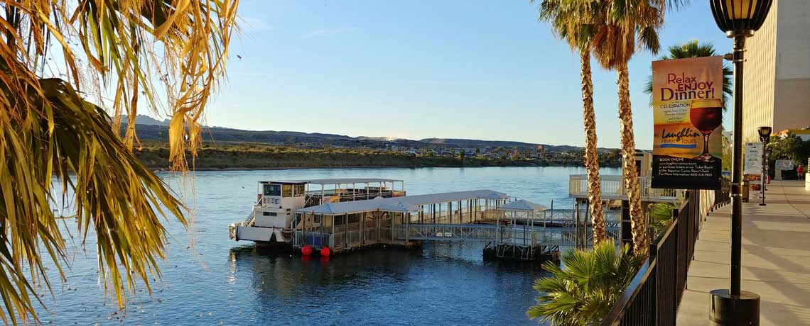 Laughlin, Nevada River Walk