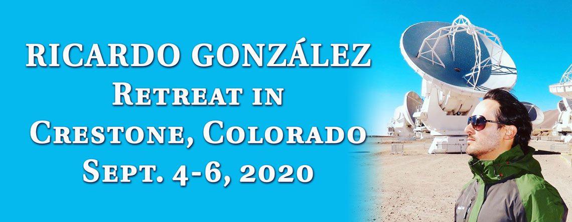 Ricardo González Crestone, Colorado Weekend Retreat