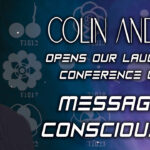 COLIN ANDREWS – opens the 2021 Laughlin Conference with his Message on Consciousness
