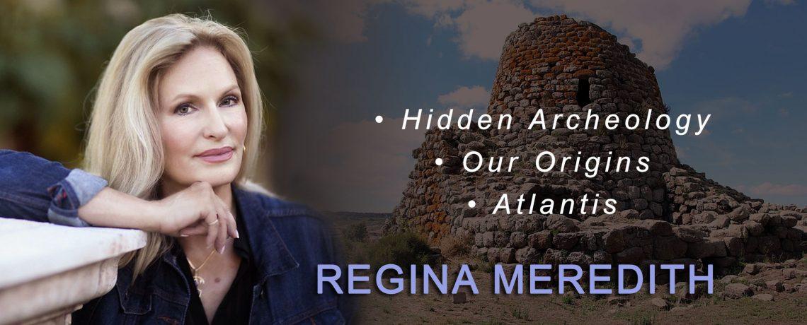 Regina Meredith – Visions of the Future Symposium – Ancient Archeology