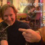 Emmy Award Winning Director Sid Goldberg with Uri Gellar LIVE on Skype