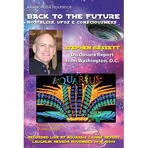 Steve Bassett UFO Presentation Video