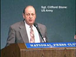 sgt clifford stone national press club
