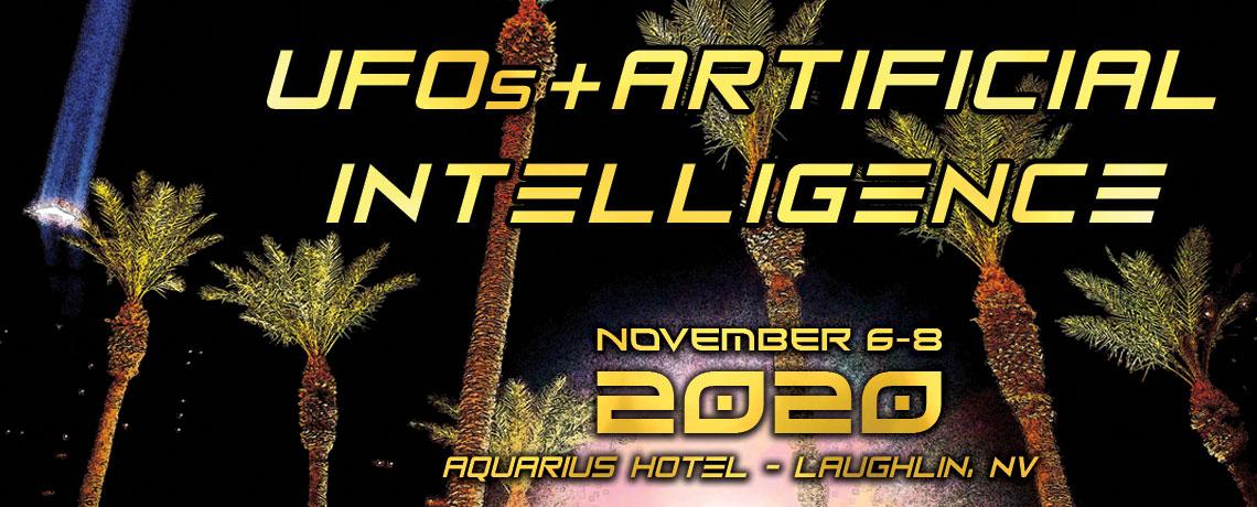 ARTIFICIAL INTELLEGENCE Sci Fi banner