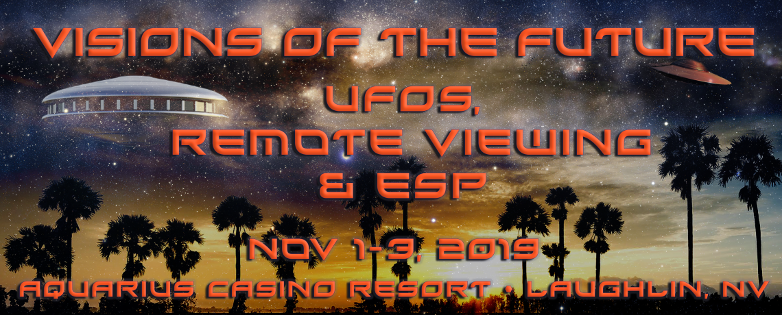 VISIONS OF THE FUTURE Sci Fi banner