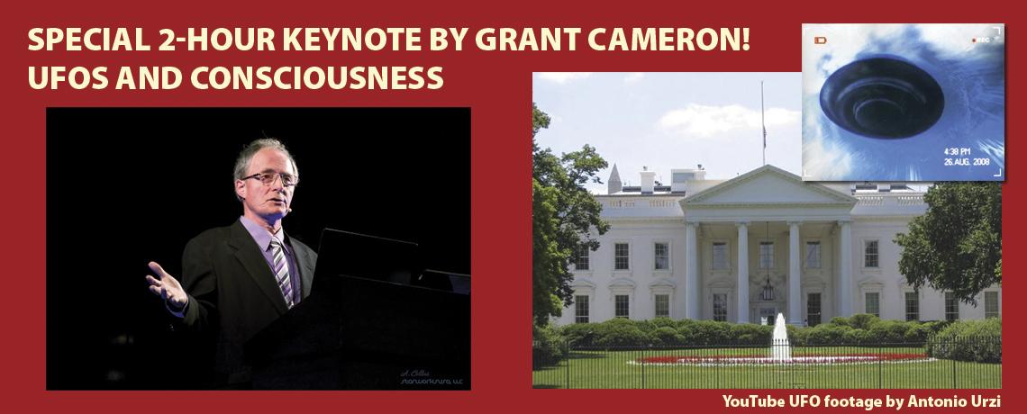 Grant Cameron ~ UFOs and Consciousness