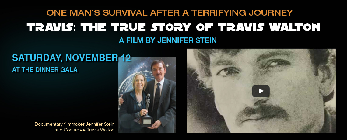 Jennifer Stein and Travis Walton
