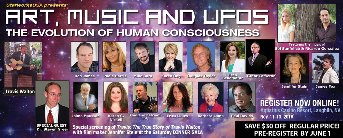 Laughlin UFO Symposium 2016