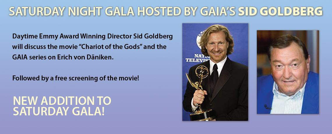 Sid Goldberg, Gaia
