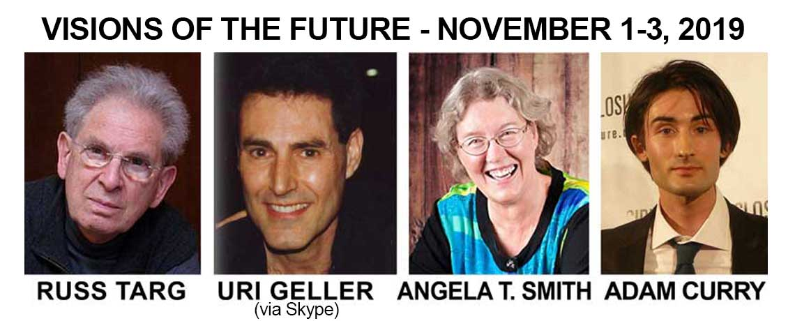 Visions of the Future – StarworksUSA – Russell Targ, Uri Geller, Angela T. Smith, Adam Curry