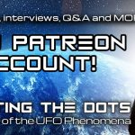 Connecting the Dots – NEW Patreon account!