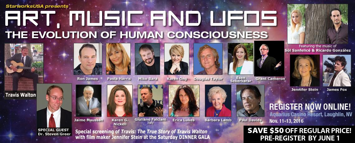 Laughlin UFO Conference